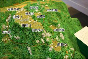 妻木城の構成
